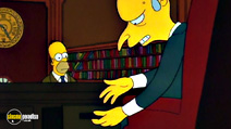 Still #5 from The Simpsons Classics: The Last Temptation of Homer