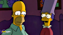 Still #6 from The Simpsons Classics: The Last Temptation of Homer