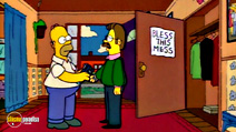 Still #8 from The Simpsons Classics: The Last Temptation of Homer