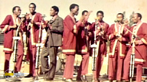 Still #2 from Ladysmith Black Mambazo: Gentle Steps to Freedom