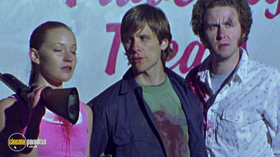 Zombie Town online DVD rental