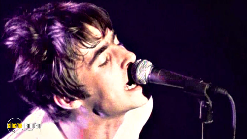 Oasis: There and Then - Live 1996 online DVD rental