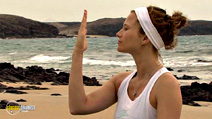Still #2 from Yoga for the Inflexibles: Beginners and Beyond