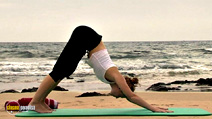 Still #3 from Yoga for the Inflexibles: Beginners and Beyond