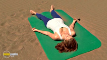 Still #5 from Yoga for the Inflexibles: Beginners and Beyond