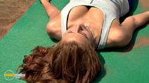 Still #6 from Yoga for the Inflexibles: Beginners and Beyond
