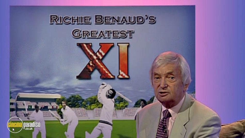 Richie Benaud: His Greatest XI online DVD rental