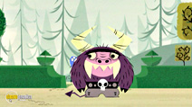 Still #7 from Foster's Home for Imaginary Friends: Series 1: Vol.1