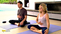 Still #2 from Glynis Barber: Anti-aging Yoga Secrets