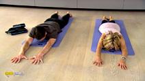 Still #5 from Glynis Barber: Anti-aging Yoga Secrets