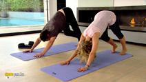 Still #6 from Glynis Barber: Anti-aging Yoga Secrets