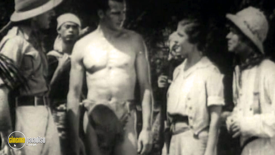 The New Adventures of Tarzan: Vol.1 online DVD rental