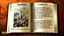 Still #2 from Alexander Scourby KJV Signature Edition Bible