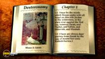 Still #3 from Alexander Scourby KJV Signature Edition Bible