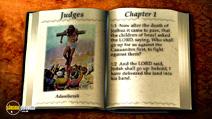Still #4 from Alexander Scourby KJV Signature Edition Bible