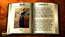 Still #5 from Alexander Scourby KJV Signature Edition Bible