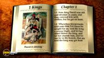 Still #7 from Alexander Scourby KJV Signature Edition Bible