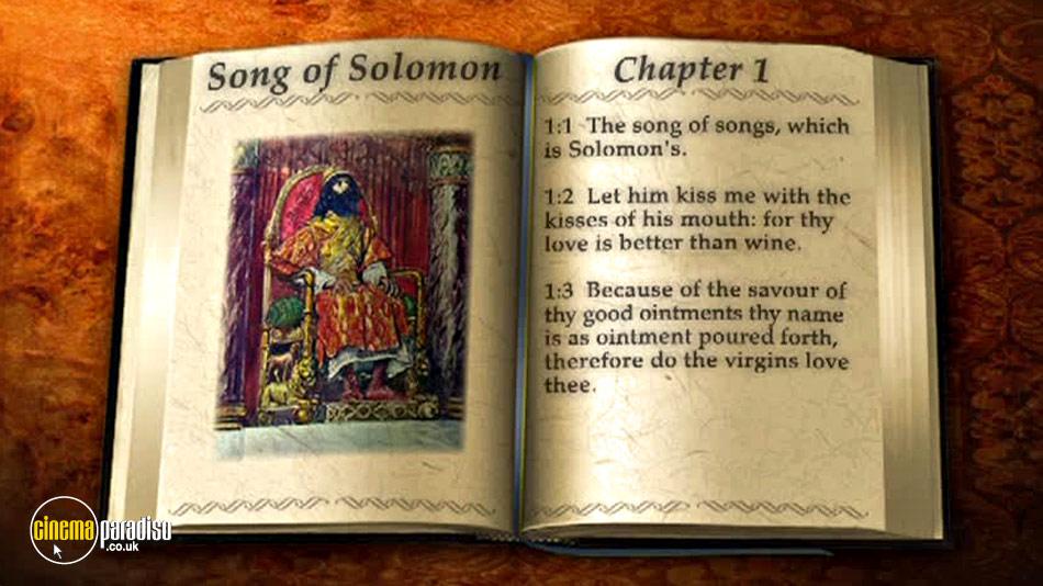 Alexander Scourby KJV Signature Edition Bible online DVD rental