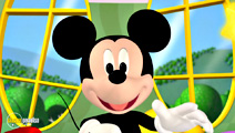 Still #2 from Mickey Mouse Clubhouse: Mickey and Pluto to the Rescue