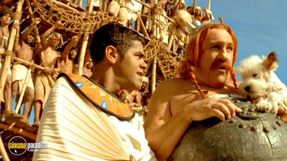 watch asterix and obelix meet cleopatra english