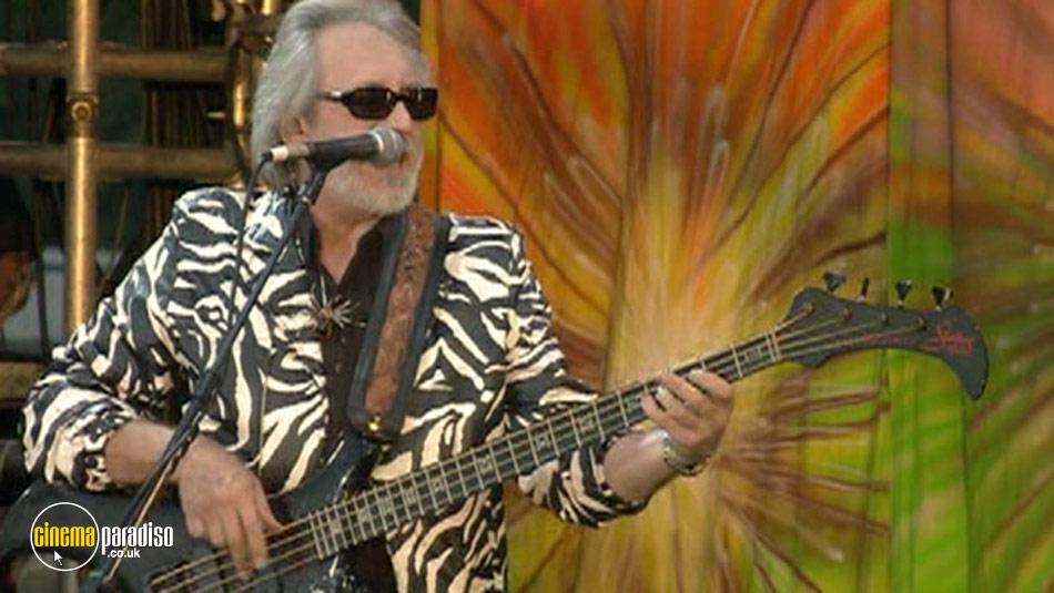 The John Entwistle Band: Live online DVD rental