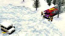Still #6 from Fireman Sam: Snow Trouble