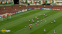 Still #8 from Rising Sons: The Story of Ireland's World Cup 2002