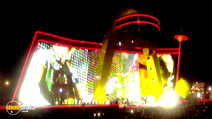Still #7 from U2: Popmart Live from Mexico City