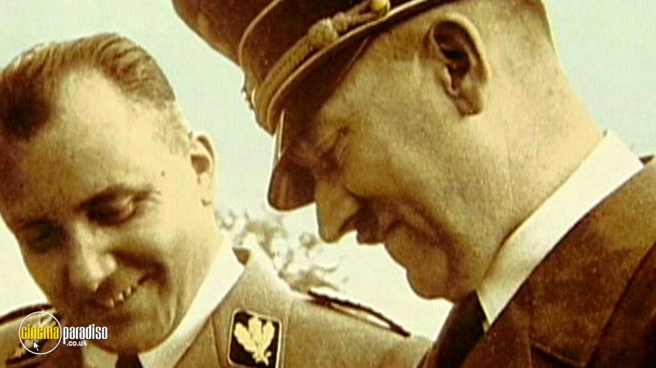 Hitler's Fixer: The True Story of Hitler's Deputy Martin Bormann online DVD rental