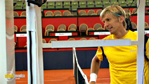 Still #7 from Star or Comet? A Documentary About Pro Tennis