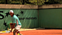 Still #8 from Star or Comet? A Documentary About Pro Tennis