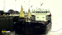 Still #3 from Ships on the River Humber: The Ships of Immingham Dock