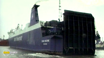 Still #5 from Ships on the River Humber: The Ships of Immingham Dock