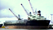 Still #8 from Ships on the River Humber: The Ships of Immingham Dock