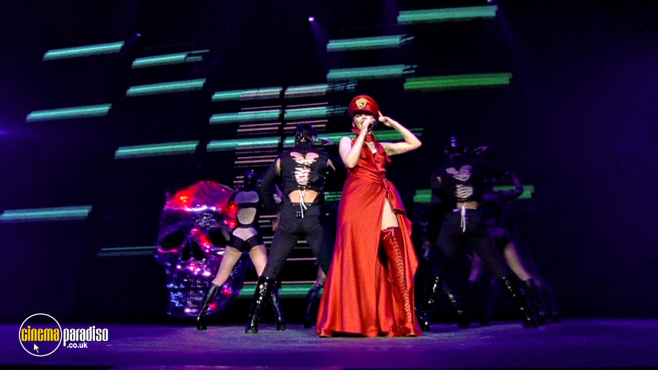 Kylie Minogue: X 2008 online DVD rental