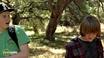 A still #5 from Dark Skies (2013) with Dakota Goyo and L.J. Benet