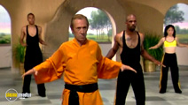 Still #3 from David Carradine: Shaolin Cardio Kick Box