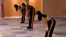 Still #4 from David Carradine: Shaolin Cardio Kick Box
