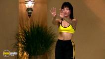 Still #5 from David Carradine: Shaolin Cardio Kick Box