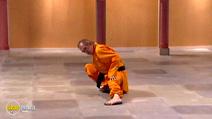 Still #6 from David Carradine: Shaolin Cardio Kick Box