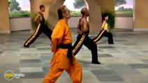 Still #7 from David Carradine: Shaolin Cardio Kick Box