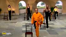 Still #8 from David Carradine: Shaolin Cardio Kick Box