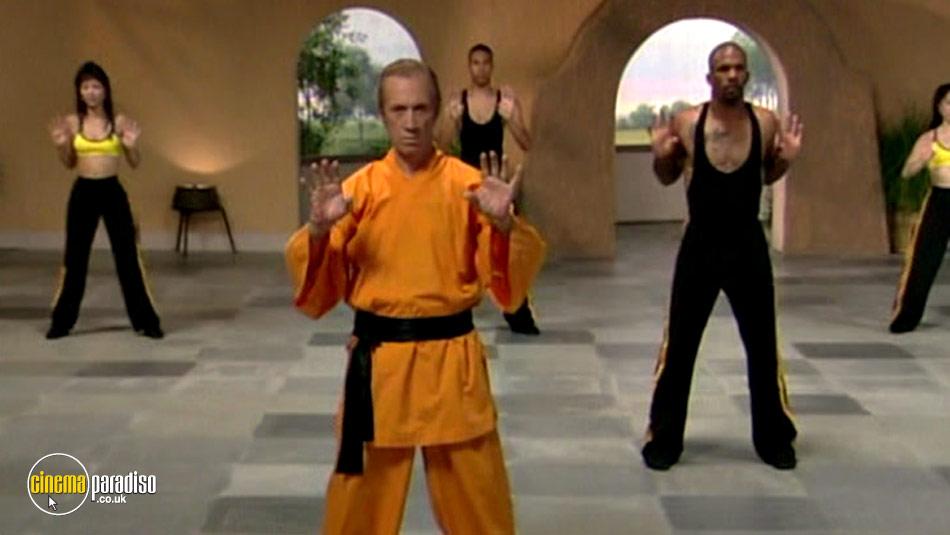David Carradine: Shaolin Cardio Kick Box online DVD rental