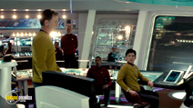 A still #8 from Star Trek with Bruce Greenwood and John Cho