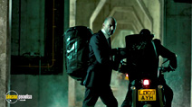 A still #2 from Welcome to the Punch with Mark Strong