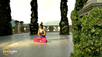 Still #3 from Anti-Stress Yoga with Ateeka
