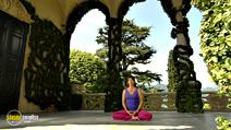 Still #4 from Anti-Stress Yoga with Ateeka
