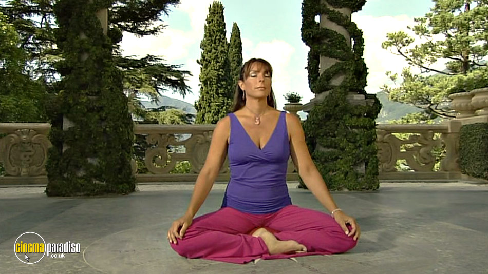 Anti-Stress Yoga with Ateeka online DVD rental