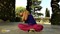 Still #6 from Anti-Stress Yoga with Ateeka