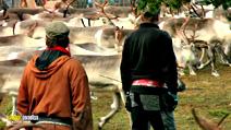 Still #4 from Aatsinki: The Story of Arctic Cowboys